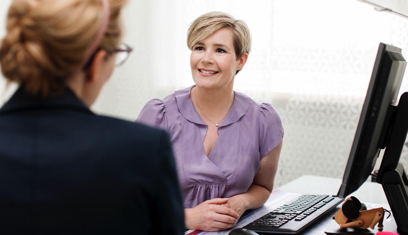 Afklarende samtale med speciallæge Lisa Secher hos klinik SVEDfri