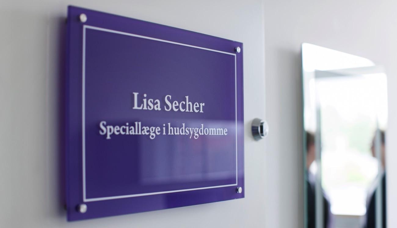 MiraDry® svedbehandling foretages af speciallæge Lisa Secher