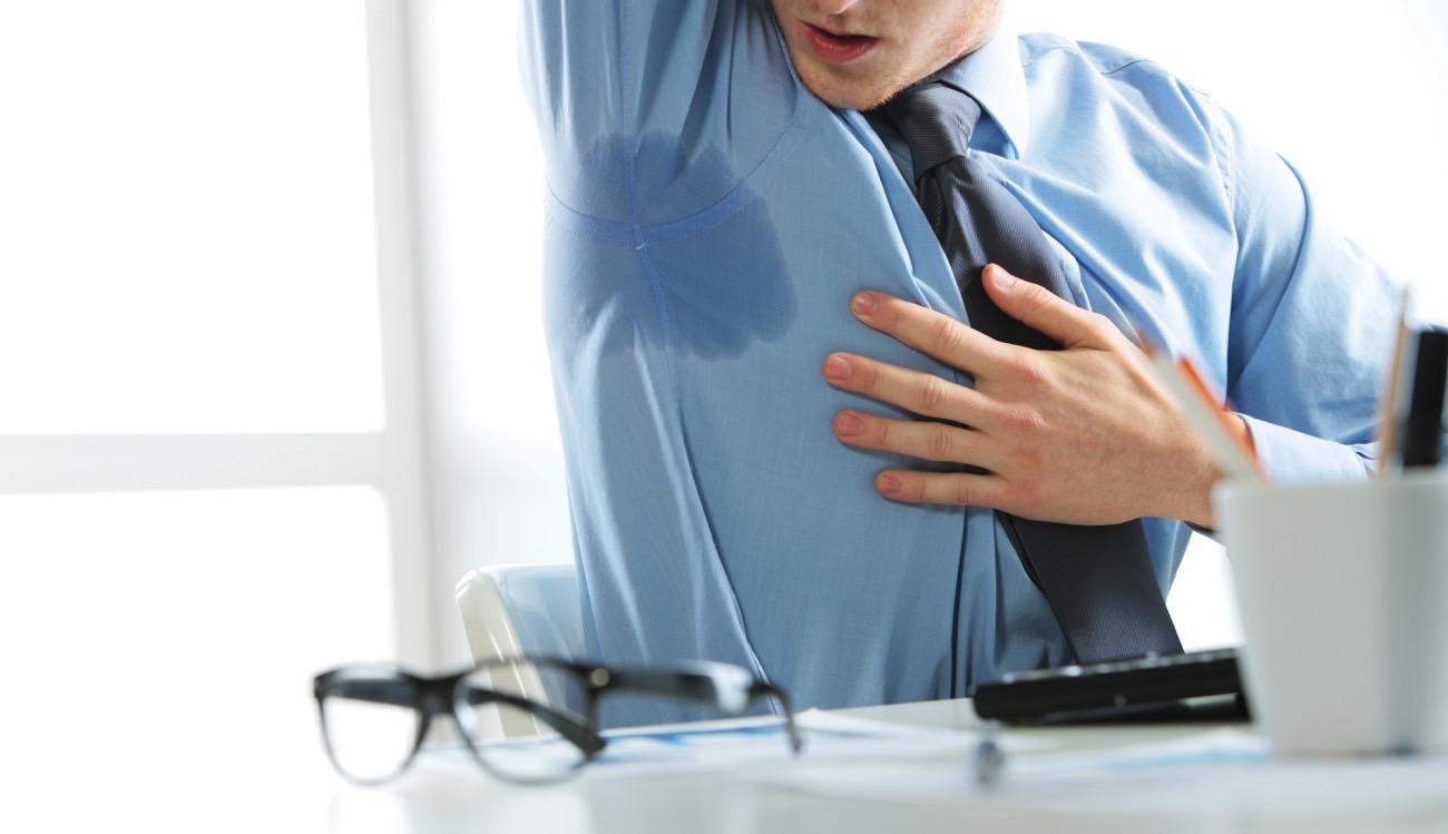 SVEDfri MiraDry svedbehandling af hyperhidrosis